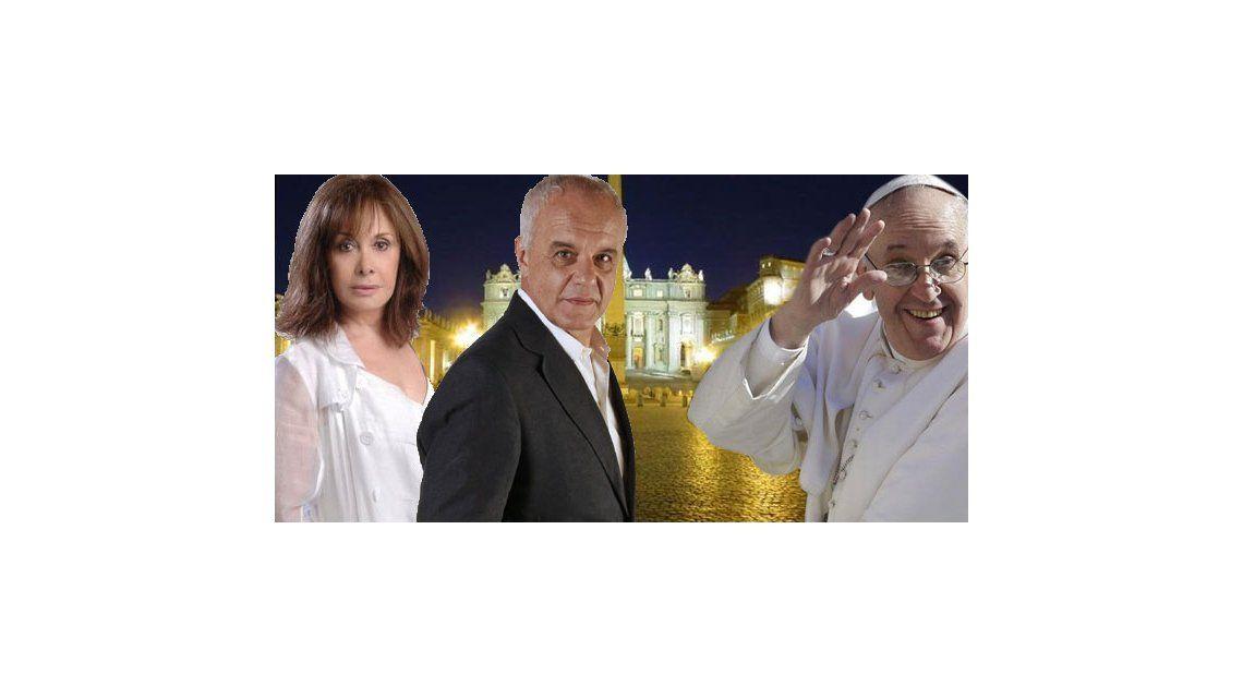 Dios Mio, la obra que quiere ver el Papa Francisco, podría viajar al Vaticano