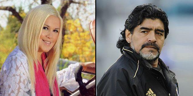 Verónica Ojeda vs. Maradona: Nunca lo insulté; están obsesionados con mi hijo
