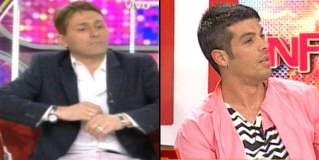 El escándalo de Cristian U y Daniel Gómez Rinaldi copa la televisión abierta