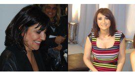 María Laura Santillán habló con Elizabeth Vernaci sobre su pelea con Santo Biasatti