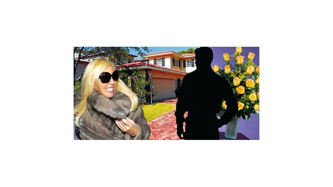 Susana tiene un nuevo pretendiente: un empresario quiere conquistarla