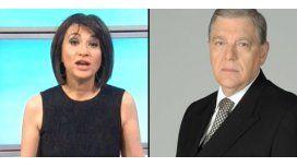 María Laura Santillán, sobre la ausencia de Biasatti en Telenoche: Está disfónico