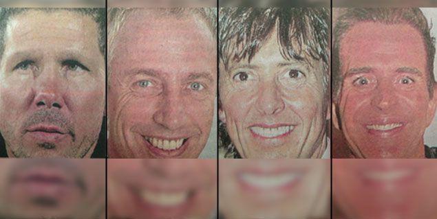 Hombres famosos locos por el botox: Simeone, Ibañez, Marley, Bermúdez y más