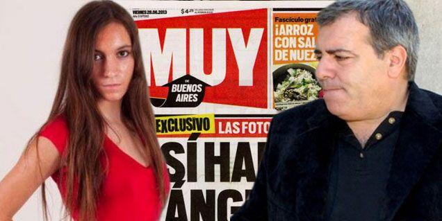 El mediático abogado defenestró la publicación de las fotos de Ángeles