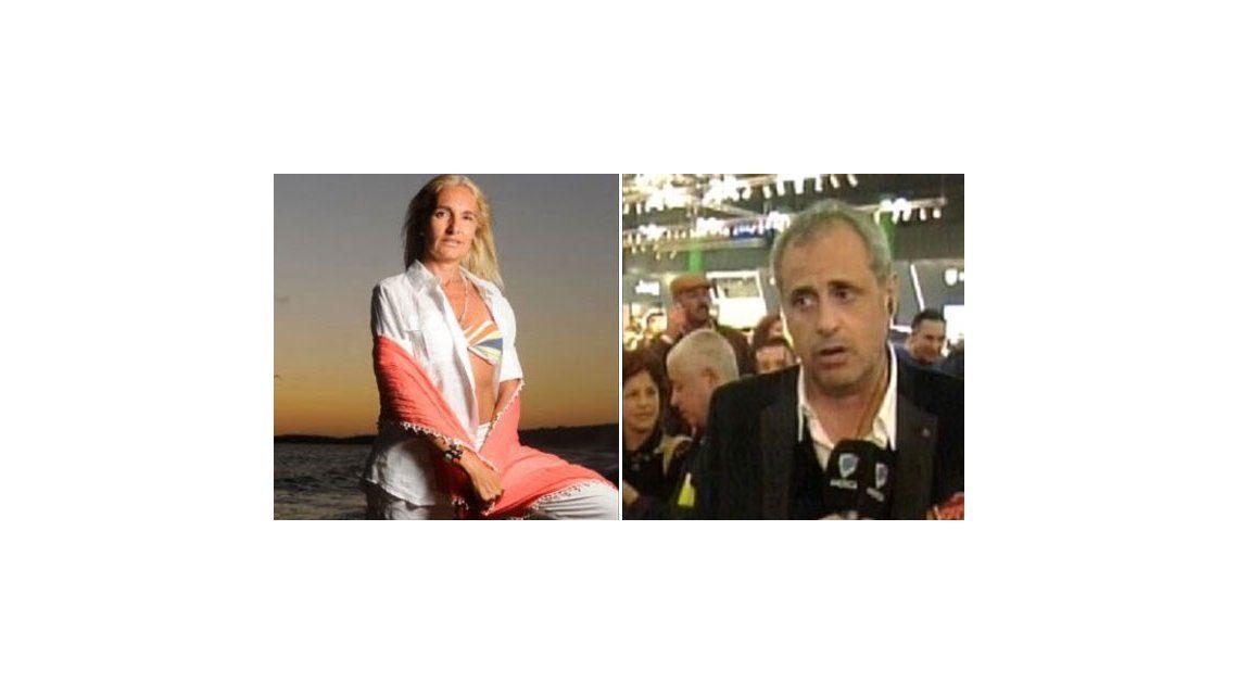 Procesaron a Silvia D Auro, la ex de Rial por chantaje y va a juicio oral