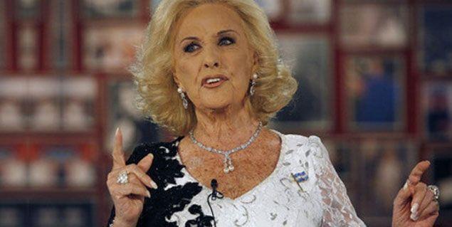 Mirtha defiende a su nieto por los dichos de Pamela David: Estoy gracias a él