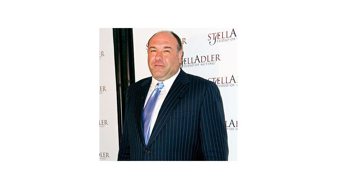 Murió James Gandolfini, el protagonista de Los Soprano