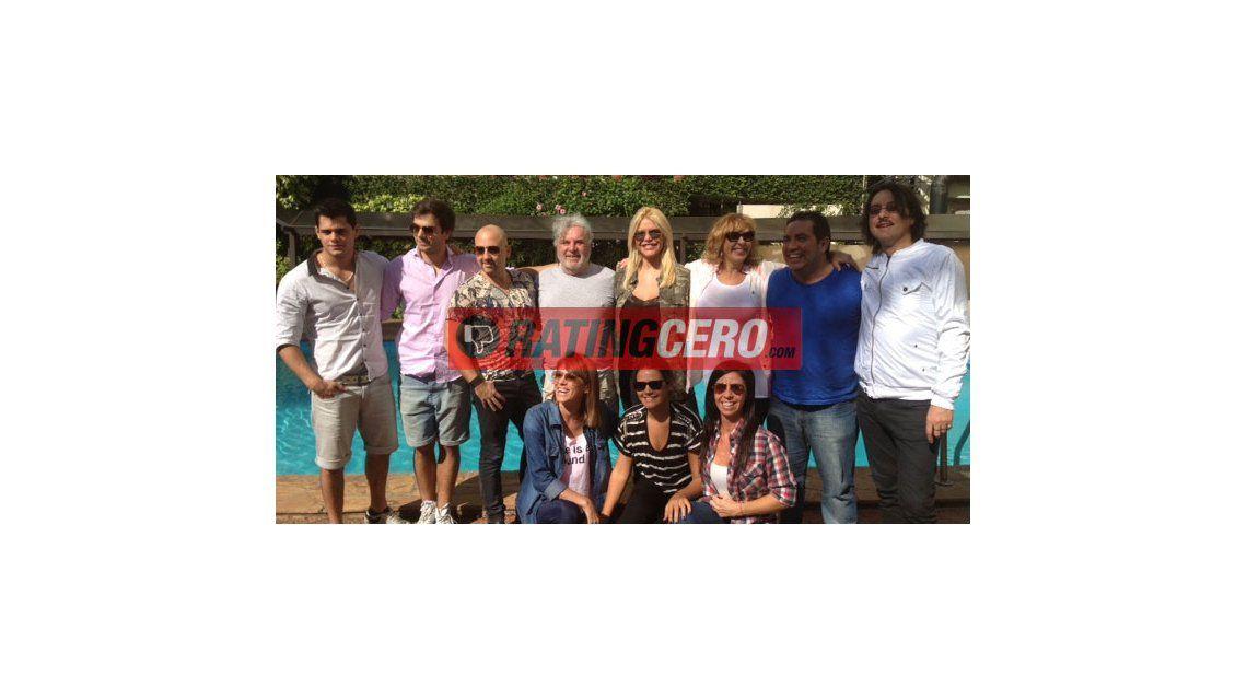 Los Grimaldi revolucionaron Paraguay
