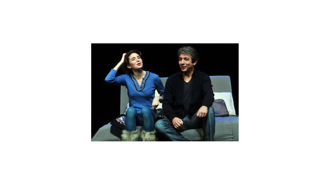 Valeria Bertuccelli reveló el verdadero motivo de su salida de la obra con Ricardo Darín