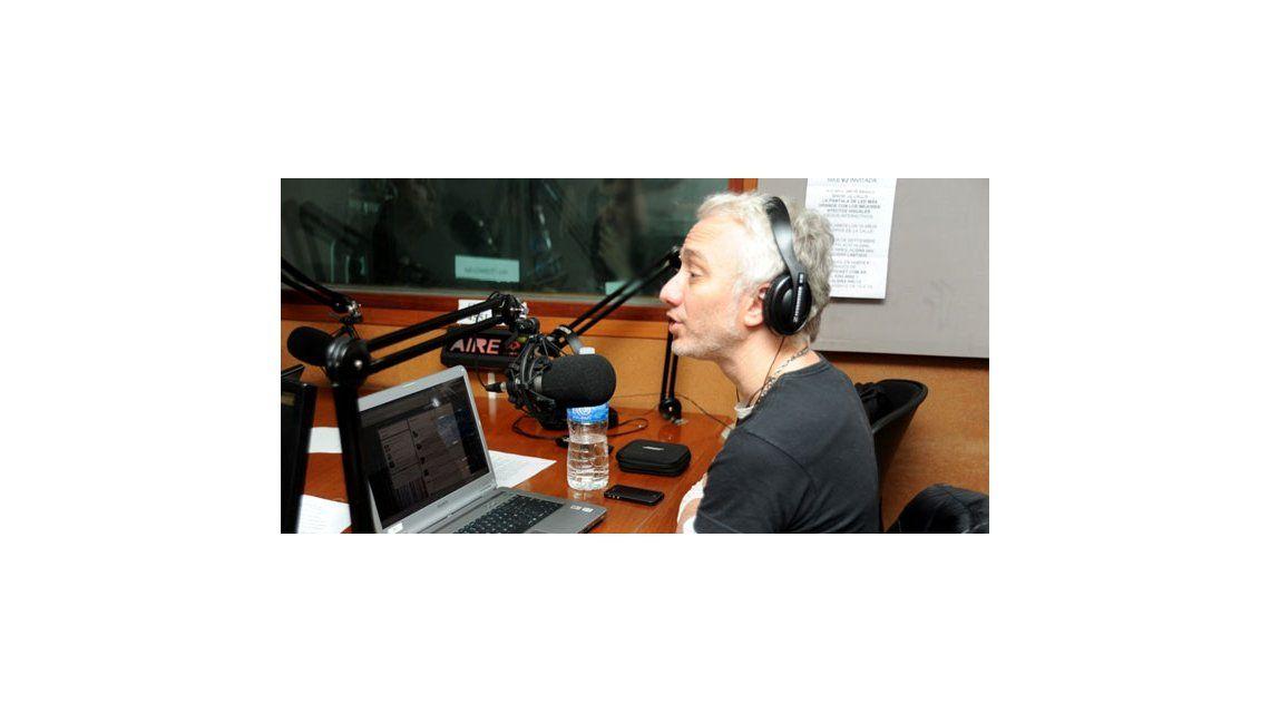 Kusnetzoff premiado en New York por la radio, avanza con su ciclo para El Trece