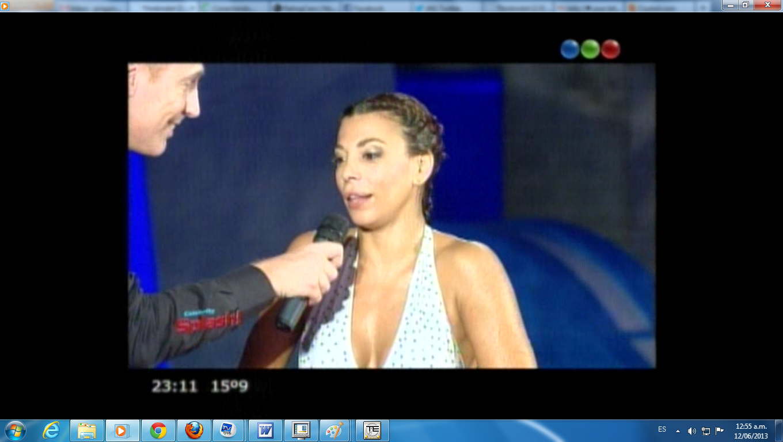 Celebrity Splash: en una noche llena de emociones, los famosos saltaron del trampolín