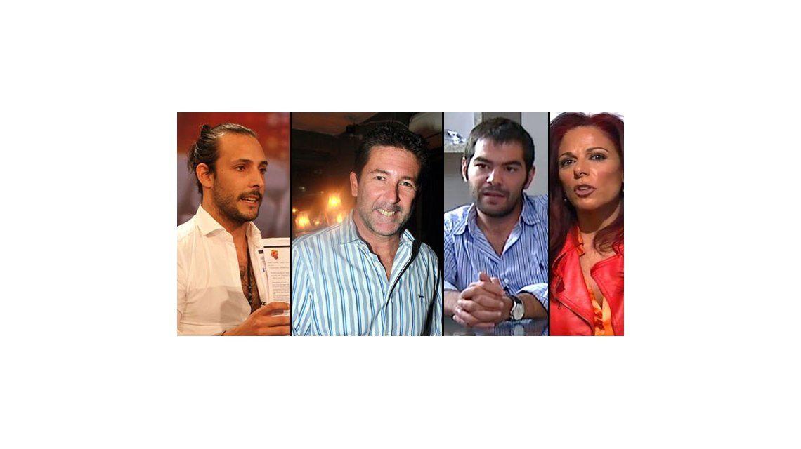 Fabián Rossi aterrado: teme que Fariña y Elaskar lo hayan tirado abajo de un tren