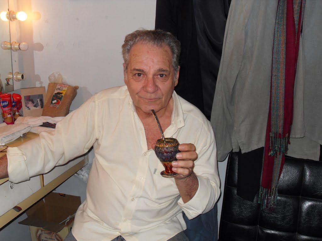 Hugo Arana tuvo un infarto; está internado