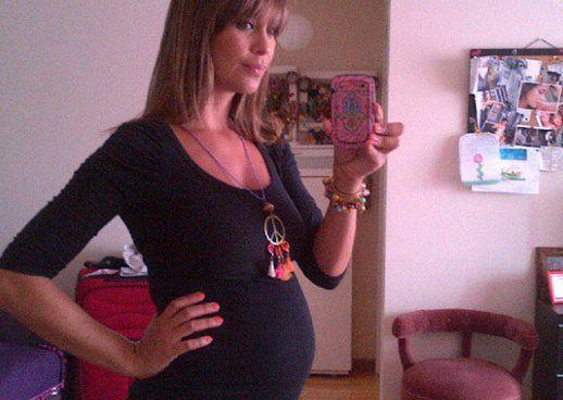 Nació Morena, la hija de Josefina Pouso: Ya soy una mujer plena