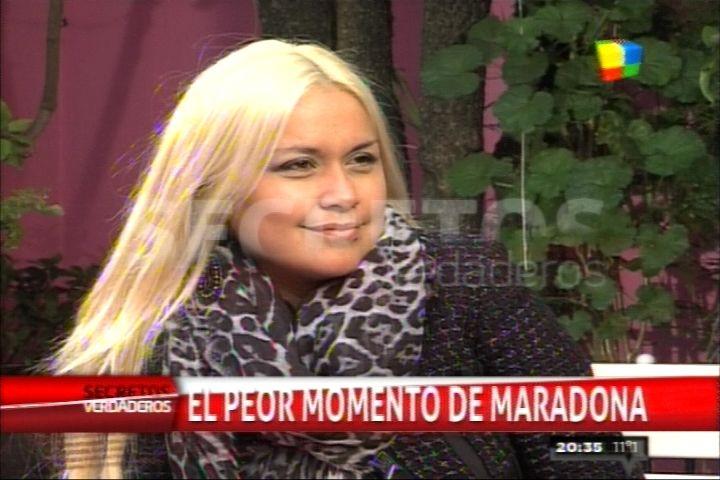 Ojeda: Cuando quedé embarazada las hijas le dijeron que se iban del país