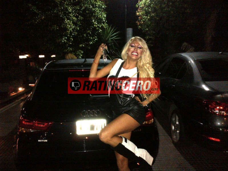La AFIP quiere investigar a la griega Xipolitakis y a su padre por el auto importado