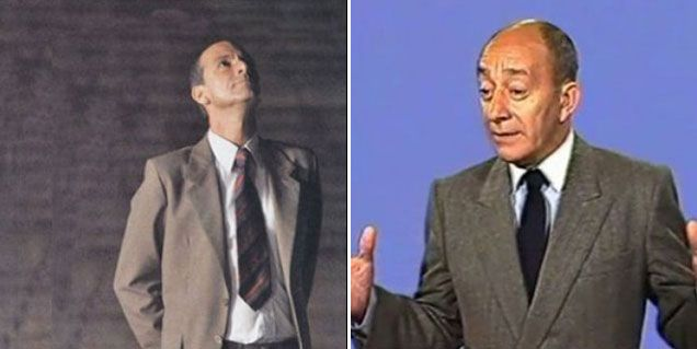 Cancelaron las grabaciones del film de Olmedo: Martín Bossi, decepcionado