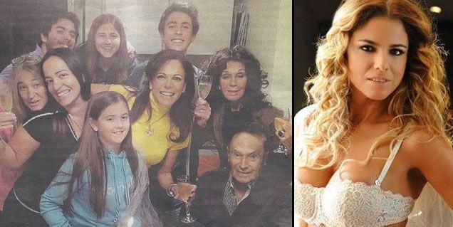 Marina, ausente del festejo de Iliana: No estuve porque fue en la casa de los Rossi