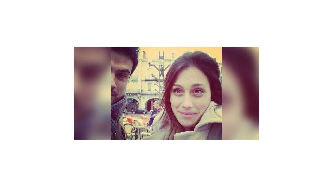 Mercedes Oviedo volvió al país, luego de separarse de su novio Miguel Avramovic