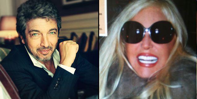 Darín sobre Susana: Ella tuvo siempre una fijación por los dientes blancos