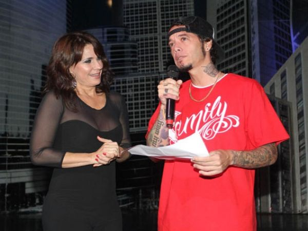 Nancy Dupláa, la elegida de Sebastián Ortega para protagonizar en 2014