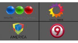 Telefe ganó el rating del mes de mayo