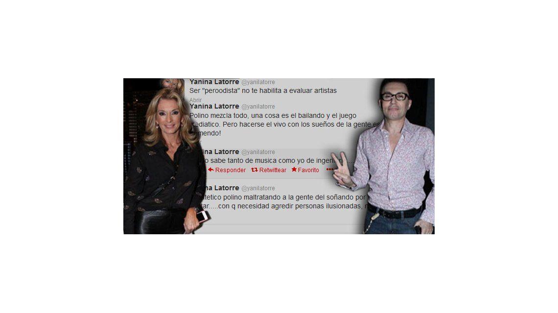 Yanina Latorre vs. Marcelo Polino por el Soñando por Cantar