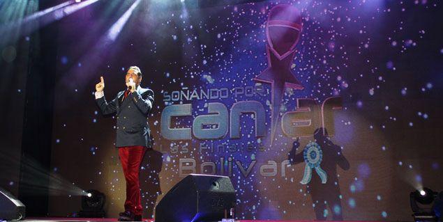 Una cantante lírica ganó la final de anoche de Soñando por cantar en Bolívar