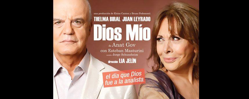 La obra de Thelma Biral y  Juan Leyrado estrena hoy con localidades agotadas