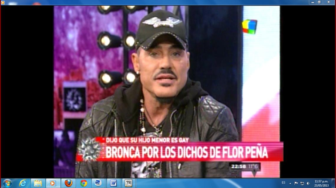 Ricardo Fort muy duro con Florencia Peña: Fue un horror lo que dijo
