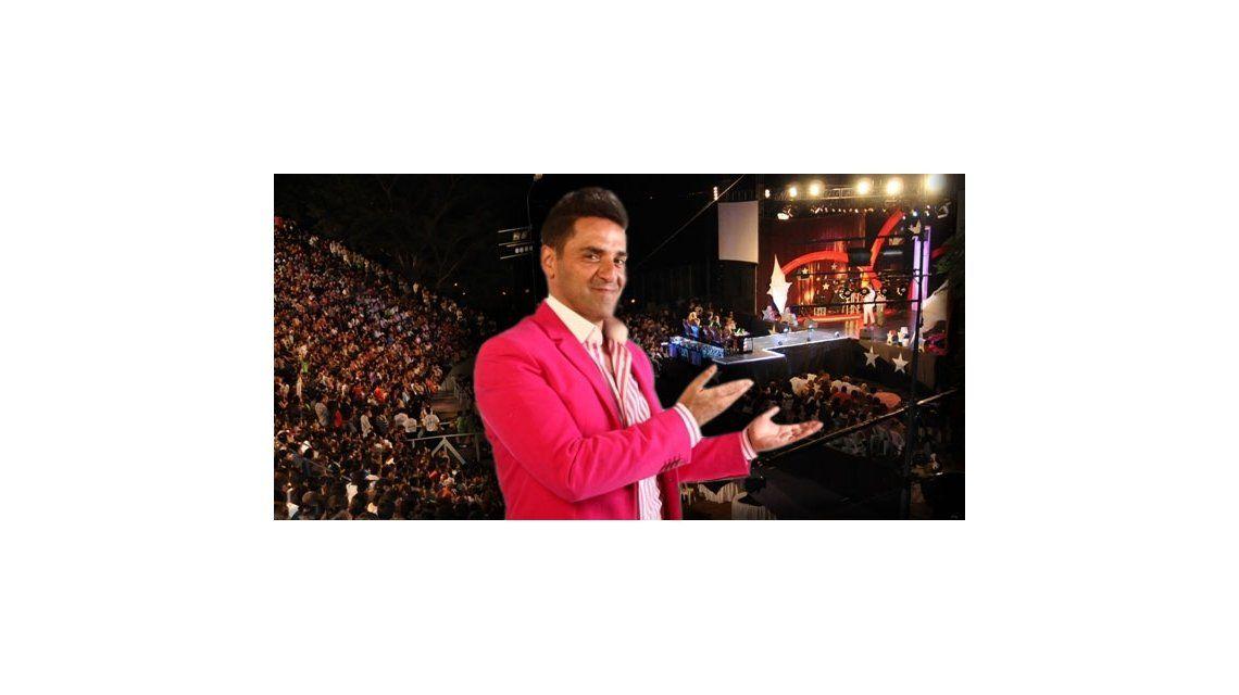 Mariano Iúdica, con menos televisión, piensa en volver al teatro y analiza propuestas