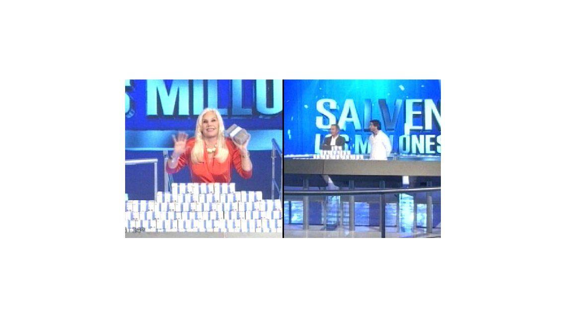 Los ratings de la noche del jueves: Salven los millones 11.6; CQC 10.5