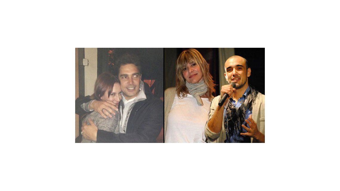 Insólitos romances: Matías Alé y Matilda Blanco; María Carámbula y Abel Pintos