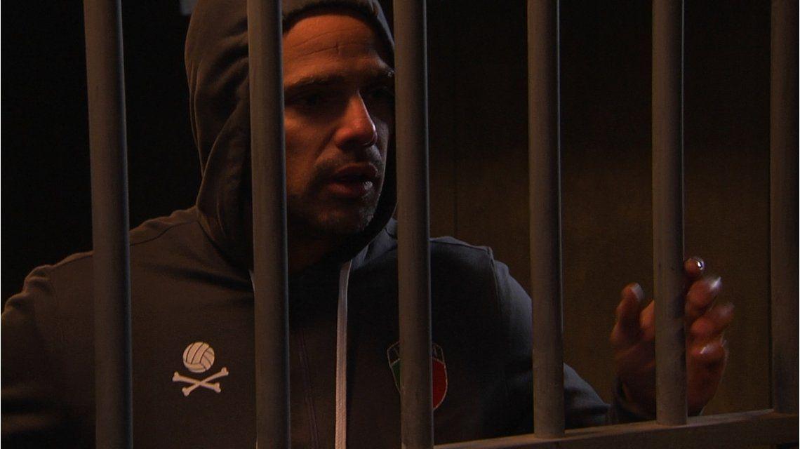 Ringo va preso y Camila queda desprotegida en Sos mi hombre
