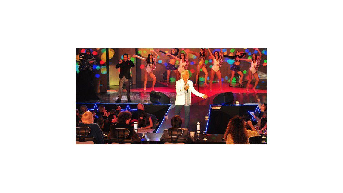 Soñando por cantar lideró la noche desde Colón, con Sergio Denis de invitado
