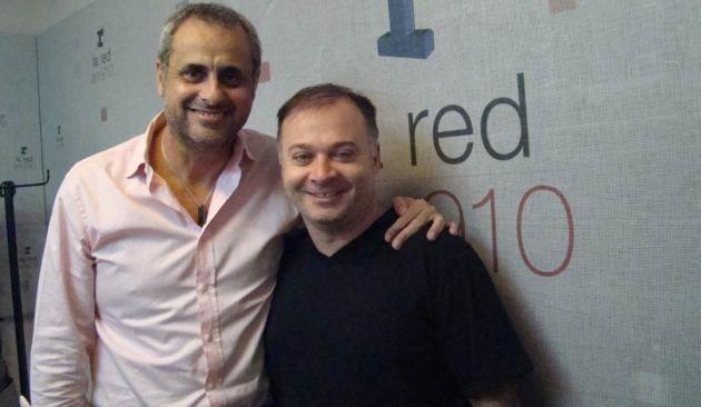 Jorge Rial debió suspender las funciones de su obra de teatro este fin de semana