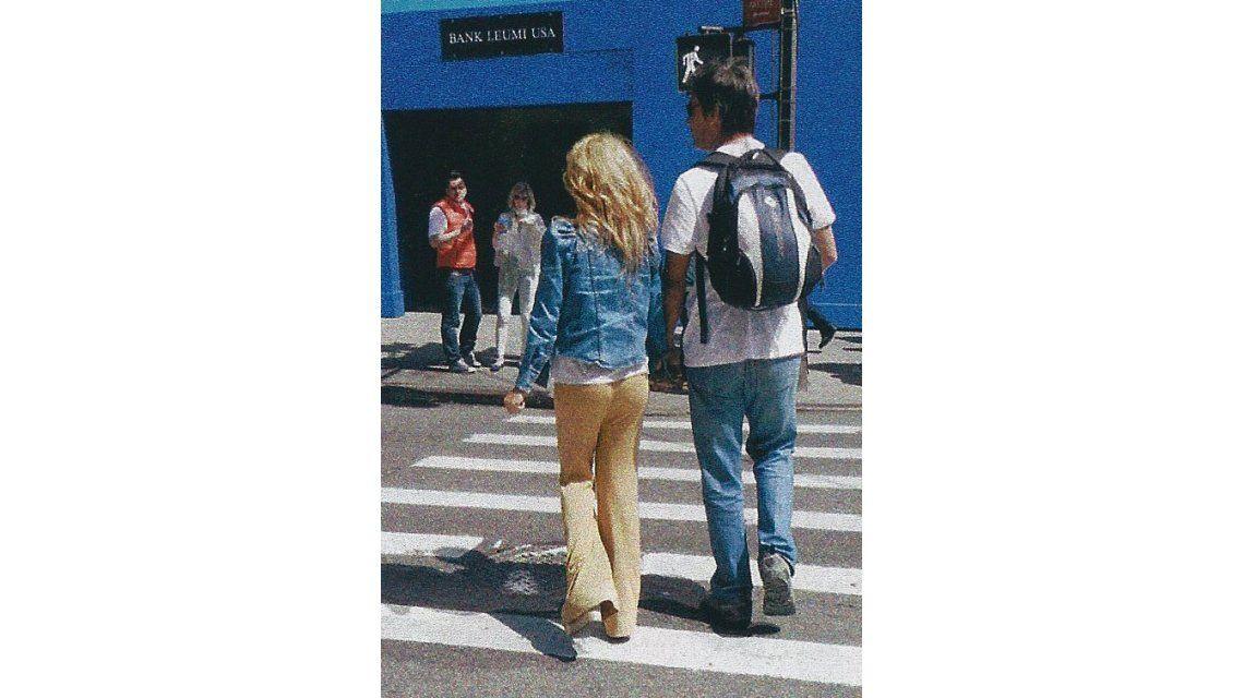 Florencia Peña, enamorada: el viaje de amor con su novio salteño, en Nueva York