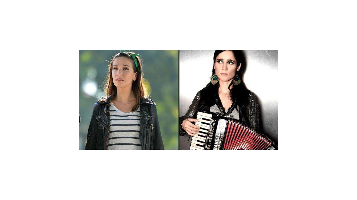 Nuevo musical en Solamente vos: Julieta Venegas cantará con Natalia Oreiro