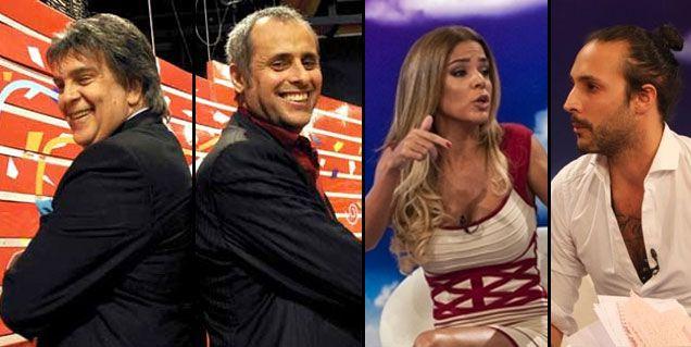 Luis Ventura, Jorge Rial y Marina Calabró, citados a declarar en la causa Fariña-Báez