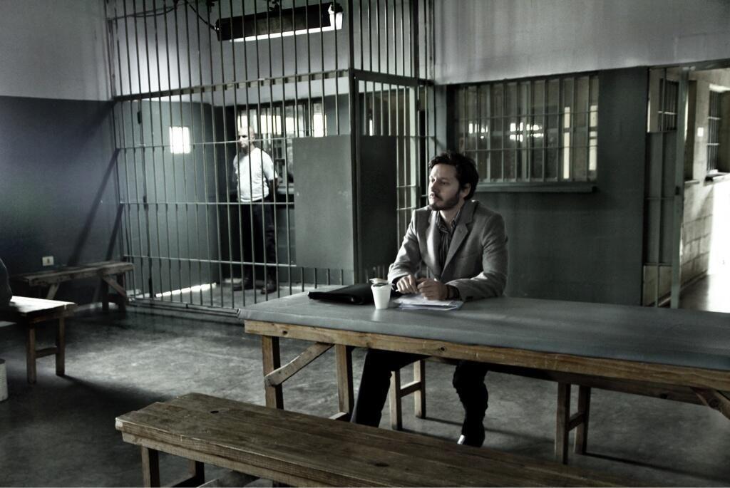 La primera imagen de Benjamín Vicuña en su regreso a la TV argentina