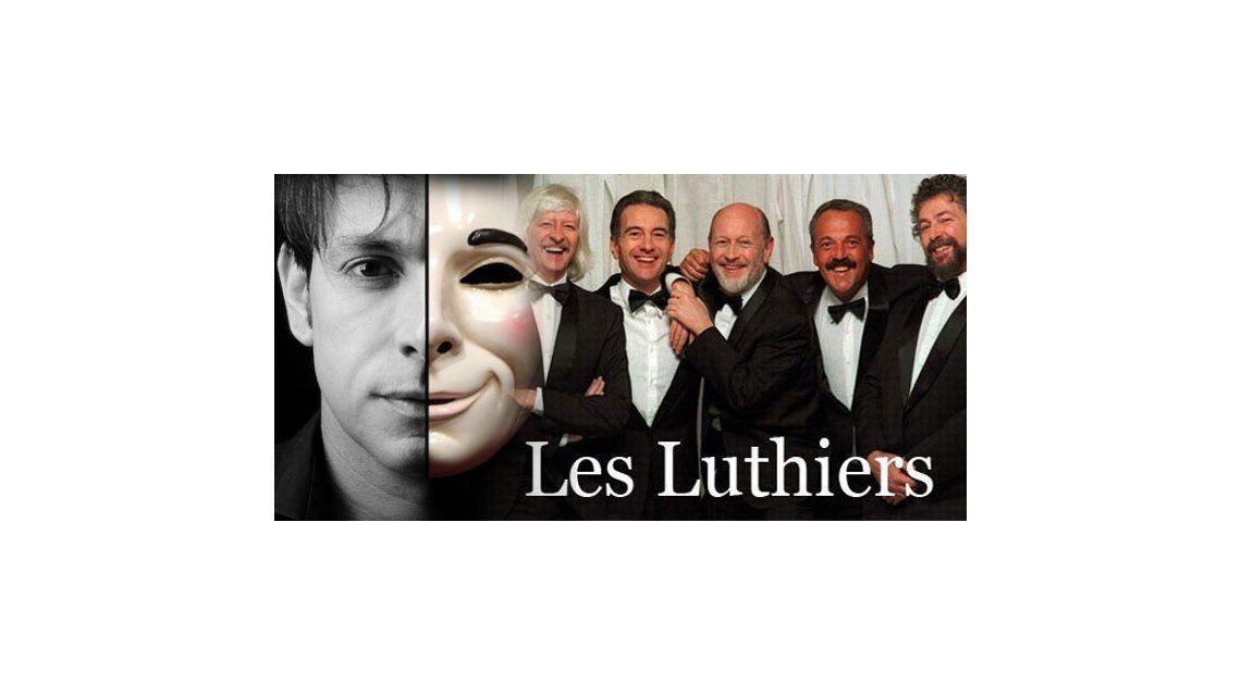 Éxito: Les Luthiers y Martín Bossi lideran la taquilla porteña