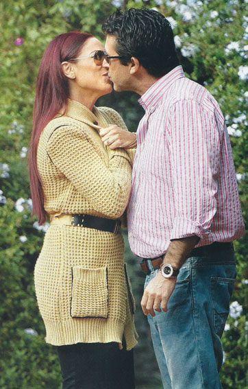 Fabián Rossi, en la mira de la justicia, se reconcilió con Iliana Calabró