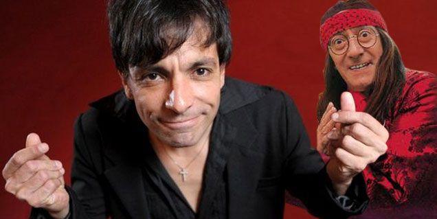 Martín Bossi se prepara para ponerse en la piel de Olmedo