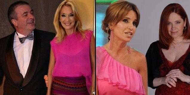 Nueva guerra 2.0: Veronelli y Latorre vs Andrea Del Boca y Florencia Peña