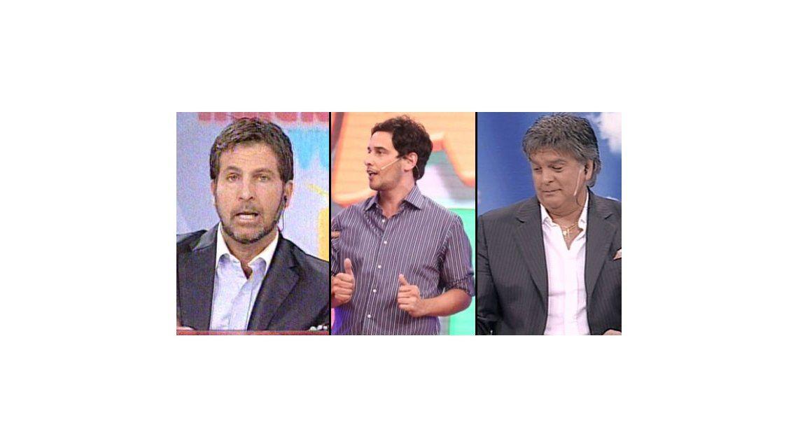 Día de reemplazos en la televisión: faltaron Iúdica, Ernestina y Rial