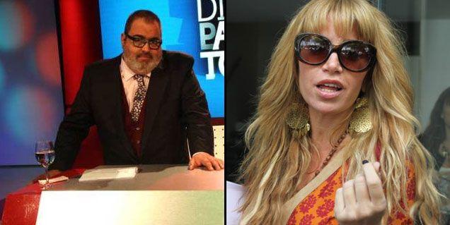 Florencia Peña, polémica contra Jorge Lanata: No es periodismo para todos