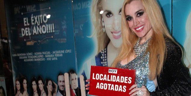 En su mejor momento, Fátima Florez recibió la visita de Flavio Mendoza