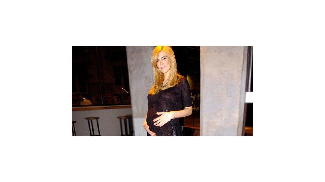 Viviana Canosa: Estoy en la semana treinta y siete, Martina puede nacer ya
