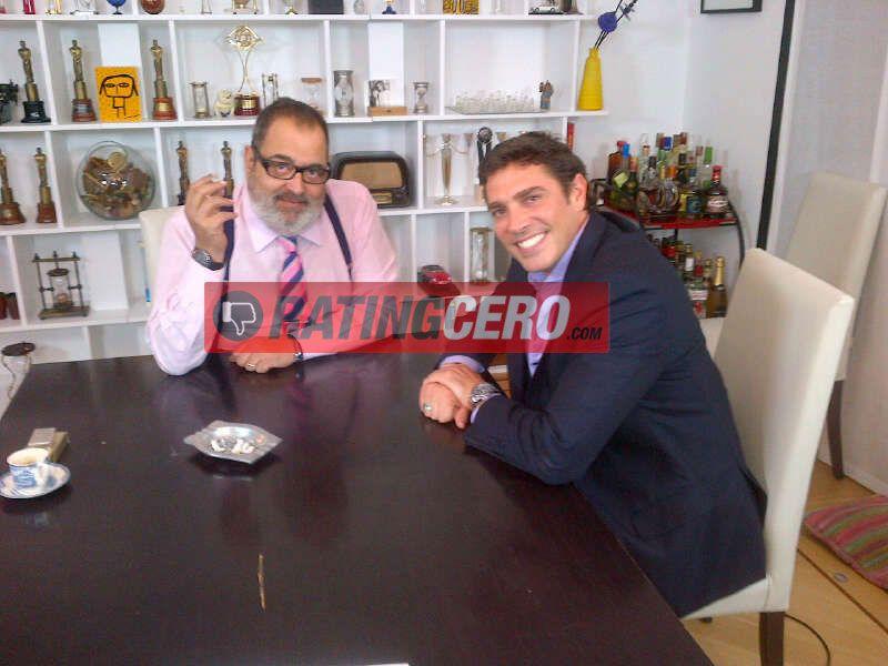 Jorge Lanata, invitado de Matías Alé: dos mundos se encuentran