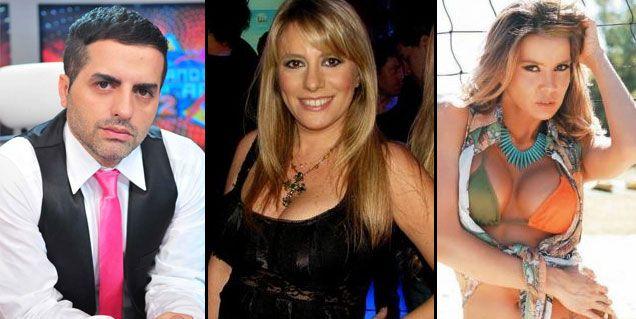 Nuevo cruce 2.0: Ángel de Brito y Ana Laura Román contra Dallys Ferreira